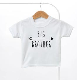 Big Brother Arrow Kids T-Shirt