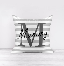 Personalised Name and Initial Cushion