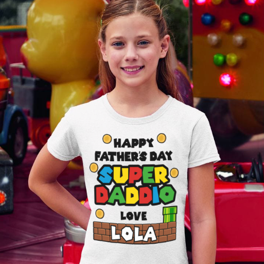 Personalised Kids T-Shirts