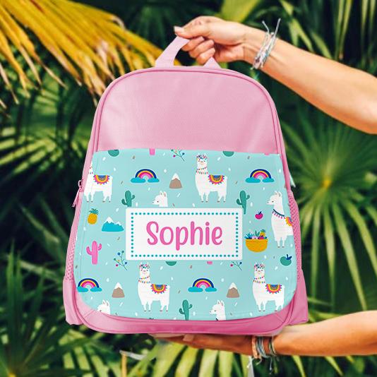 Personalised Mini Backpacks